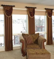 Great Room window treatment ideas
