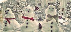 5 activități distractive de încercat iarna aceasta Snowman, Winter, Outdoor Decor, Home Decor, Winter Time, Decoration Home, Room Decor, Snowmen, Home Interior Design