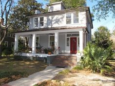 Under The Dome on location at 1811 Chestnut St in Wilmington, NC (Also was Haley James home on One Tree Hill)