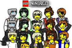 328 Best Ninjago images in 2019 | Lego movie, Ninjago lego