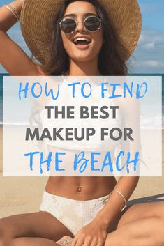 Beach Makeup Products Beauty Tips Strand Make Up Produkte Beauty Tipps Beautytipsquick Beautytipsmorning Beach Makeup Products Beauty Tips Coconut Oil Beauty Tips Design Beauty Tips For Teenagers Beauty Tips - Besondere Tag Ideen Perfect Makeup, Cute Makeup, Beauty Makeup, Makeup Looks, Unique Makeup, Beach Makeup Look, Beach Look, Makeup For The Beach, Korean Beauty Tips