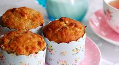 Cocochocbanana Muffins - a Julie Goodwin recipe