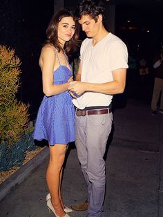 Crystal Reed & Daniel Sharman - Teen Wolf #celebs #couple