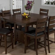 Jofran Taylor 7 Piece Dining Set