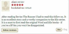 """Check out the review of """"The Diver"""" by Alan at Goodreads. If you want to know more about this book visit http://wjdaviesauthor.com/books/  #goodreads #bookreviews #amazonbooks"""