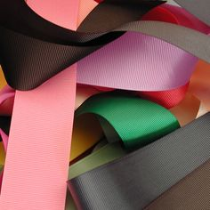 Craft supplies like Grosgrain Ribbons for CHEAP
