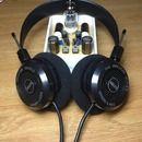 Class A Hybrid Headphone Amp