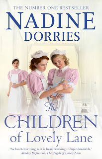 With Love for Books: The Children of Lovely Lane by Nadine Dorries - Book Review, Interview & Giveaway