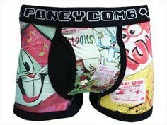 Amazon.co.jp: (キャラクタ アンダーウェア)Character Underwear ルーニーテューンズ LOONEY TUNES/3222 ボクサーパンツ: 服&ファッション小物