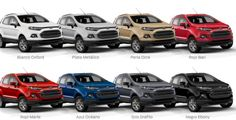 Ford EcoSport Titanium Ford Ecosport, Ford Parts, Ford Edge, Freestyle, Color, Cars, Cars Motorcycles, Elegant, Colour