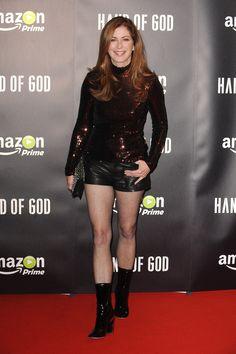 Dana Delany - UK premiere of 'Hand Of God' season 1 in London 9/2/2015