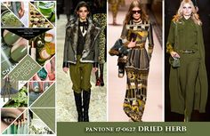 χρωματα μοδας φθινοπωρο χειμωνας 2015-2016