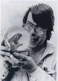 Photo of Stephen King !