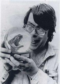 Photo of Stephen King !
