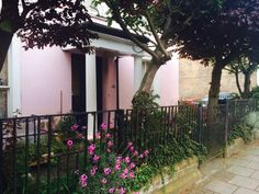 House on Gipsy Hill London, Plants, House, Pink, Novels, Home, Flora, Haus, Plant