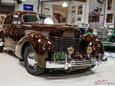 Jay Leno's 1936 Cord 812.