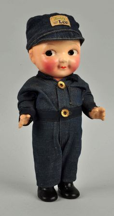 Buy online, view images and see past prices for Buddy Lee Advertising Doll.