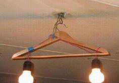 Dieser Lampenschirm. | 22 schreckliche Heimwerker-Fails, die in Wahrheit wahnsinnig komisch sind