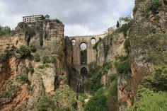 Puente Nuevo Bridge Ronda, Spain