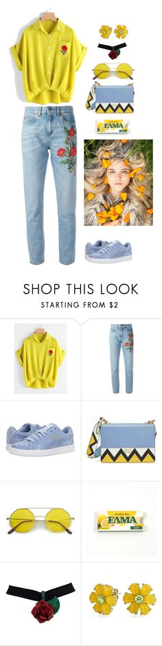"""Без названия #3"" by sad-suka-elf on Polyvore featuring мода, Gucci, Puma, Prada и Bling Jewelry"
