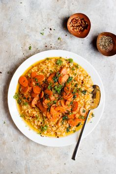 No-Stir Risotto with