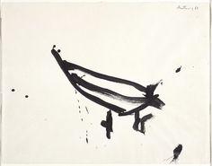Robert Motherwell, 'Untitled (Bird),' 1965, Bernard Jacobson Gallery