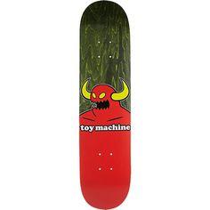 Toy Machine Skateboards Monster Deck