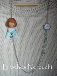 Discover thousands of images about Broches Fabric Jewelry, Diy Jewelry, Clothespin Dolls, Accesorios Casual, Patchwork Bags, Brooches Handmade, Felt Hearts, Felt Dolls, Felt Ornaments