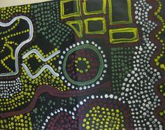 RDV en Australie ! Art Aborigène. Art Pieces, Kids Rugs, Home Decor, Kindergarten Stem, Arts Plastiques, Australia, Paint, Drawing Drawing, Decoration Home