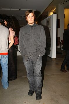 Norman Reedus attends Brian Reyes Celebrates his Spring 2006 Collection Hosted by Maurice Villency at Maurice Villency on November 29 2005 in New...