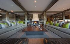 Private Luxury Ski Chalets and Accommodation in Switzerland