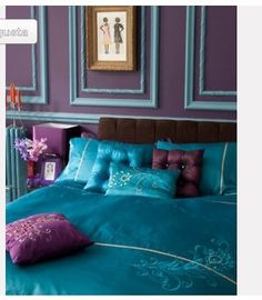 1000 images about turquesa on pinterest turquoise color - Habitaciones color turquesa ...