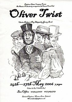Oliver Twist Poster - May 2006