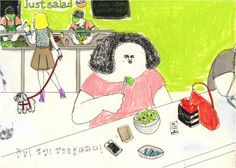bad korean salad