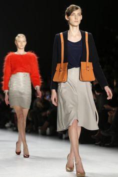 Taschen waren für Hoermanseder ein großes Thema,...
