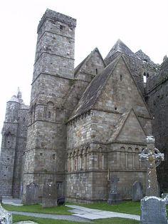 Cormacs Chapel Rock of Cashel