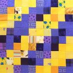 Controlled Chaos Scrap Quilt - Block 13