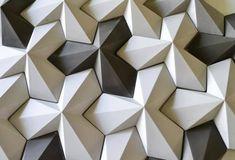 Modelo Tigres Coleção Admirato revestimento 3d de cimento #3d #cimento 3d Wall Tiles, 3d Art Drawing, 3d Wall Panels, Loft Design, Home Wallpaper, Kiosk, Resin Art, Paper Art, Origami