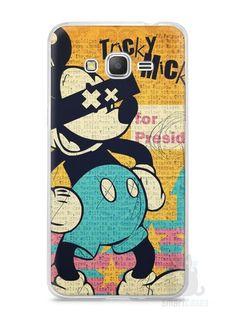Capa Samsung Gran Prime Mickey Mouse #1 - SmartCases - Acessórios para celulares e tablets :)