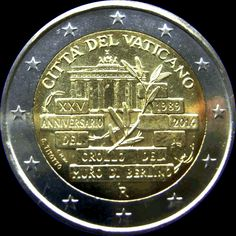 Vaticano 2€-2014 _muro_