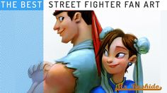The best Street Fighter fan art 001