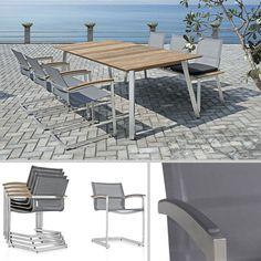 Fantastisch Stuhl Setax Swing Von ZEBRA Möbel: Der Rahmen Aus Gebürstetem Edelstahl Ist  Mit Strapazierfähigem Batyline