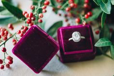 Engagement Ring | Mrs. Box