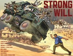 Strong Will cover by Mark Maddox