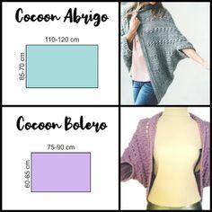 Gilet Crochet, Crochet Shrug Pattern, Crochet Jacket, Crochet Cardigan, Crochet Shawl, Crochet Stitches, Crochet Baby, Knit Crochet, Loom Knitting