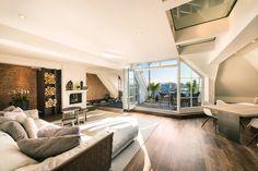 Schwabing: Spektakuläre Dachgeschosswohnung mit Südost-Terrasse und exklusiver Ausstattung Details: http://www.riedel-immobilien.de/objekt/2526