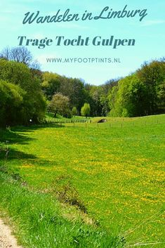 Walking in Limburg; the Slow Journey Gulpen - Wonderful walk of 15 kilometers through the rolling hills around Gulpen. Through the Limburg Gerend - # Camping Checklist, Camping Essentials, Camping Hacks, Hiking Europe, Walking Routes, Bowfishing, Backpacking Tips, Appalachian Trail, In The Heights