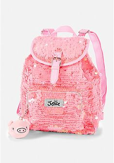 Justice Backpacks, Justice Bags, Cute Mini Backpacks, Girl Backpacks, Mochila Adidas, Mini Backpack Purse, Trendy Purses, Latest Bags, School Bags For Kids