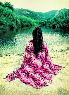 #girl #photography #art#loveheart #valentine #lonely #Loneliness #lomo #girl #woman #vintage #river#romantic #etsy #antonist #ikaria #meditetion #greece