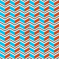 Picture of Seamless geometric pattern with zigzags stock photo, images and stock photography. Textures Patterns, Color Patterns, Geometric Patterns, Zig Zag, Stock Photos, Creative, Inspiration, Colour, Google Search